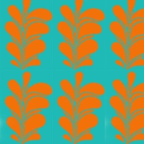 spring_bloom_orange_and_turquoise