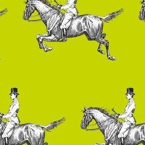 Gentleman - Chartreuse