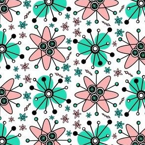 Atomic Flower Party