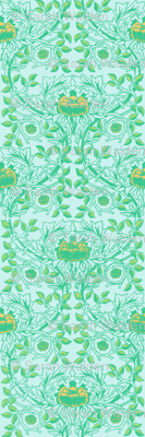 William Morris Trellis ~ Serenity II
