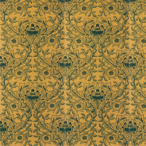 William Morris Trellis Tiles