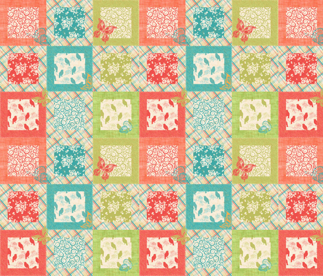 picnic tablecloth fabric by kirpa on Spoonflower - custom fabric