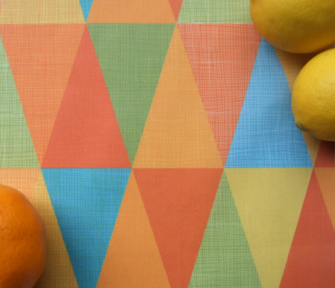 citrus triangles