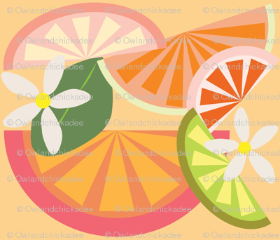 Citrus and Blooms