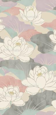 White Lotus - berry -