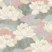 White Lotus - berry -