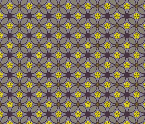 Midsummer rose fabric by mhburts on Spoonflower - custom fabric