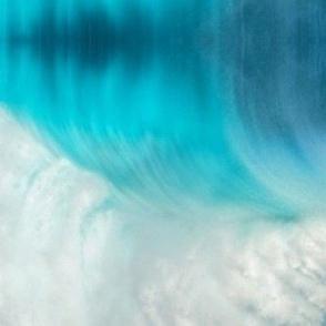 Wave big