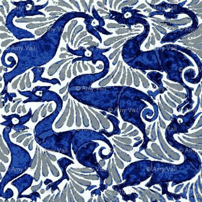 Blue Beasties