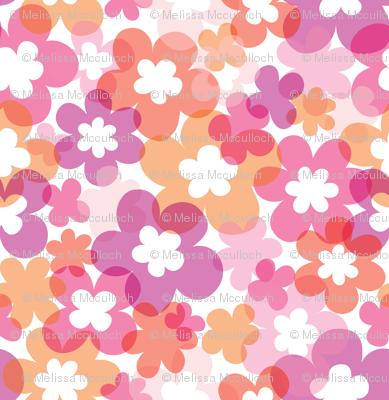 Modern Flower Child Floral