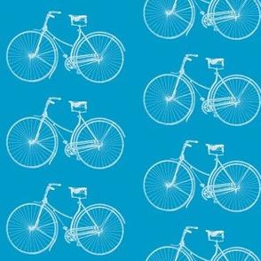 Turquoise Bikes