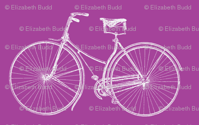 Bright Purple Bikes