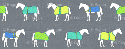 Horse Rugs of a Different Color