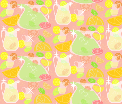 Zesty fabric by graceful on Spoonflower - custom fabric