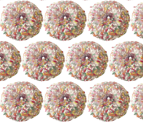 Donut! fabric by cagun on Spoonflower - custom fabric