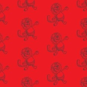 KMAY_Patterns_lion_red