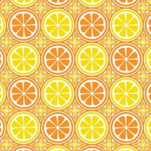 Orange Lemon Citrus