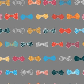 Colorful Geek Bowties
