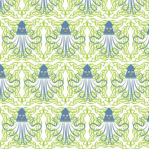 Collosal Squid - Blue