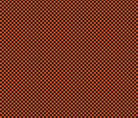 Hallow Check fabric by kelly_a on Spoonflower - custom fabric