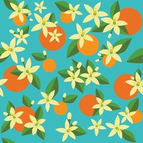 Orange Blossom Daydream