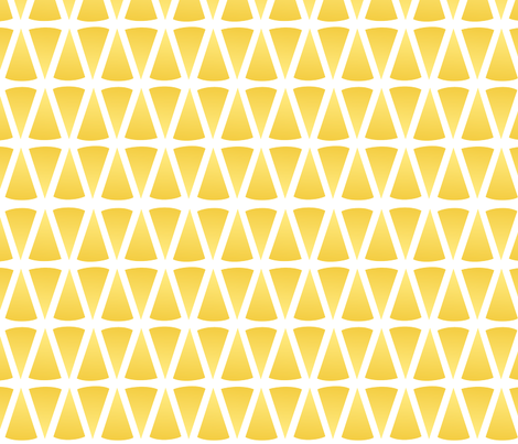 LemonWedges fabric by melhales on Spoonflower - custom fabric