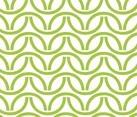LimePeel fabric by melhales on Spoonflower - custom fabric