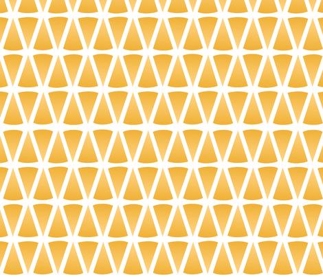 OrangeWedges fabric by melhales on Spoonflower - custom fabric