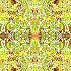Be Still My Celery Sycamore Heart