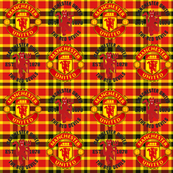 Manchester Plaid Crests
