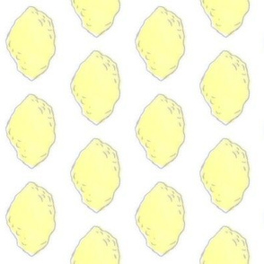 Lemons - citrus