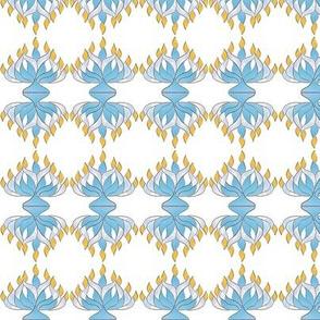 Star of David/Menorah