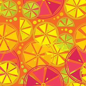 Neon Citrus