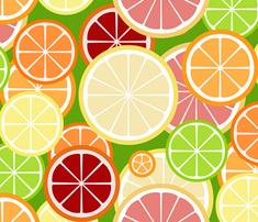 Citrus_slice_buffet_on_green_mod_lemon_comment_313127_thumb