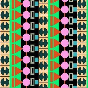 Enamel Bracelet Stripes