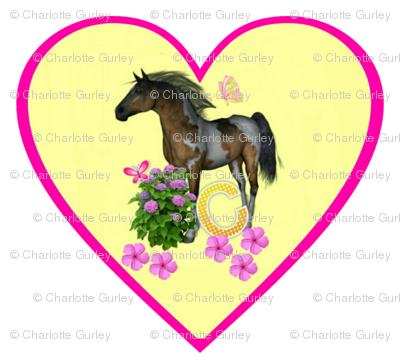 Charisma's Horse