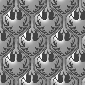 Gemfire Phoenix (Small Print) (Silverized Mimic)