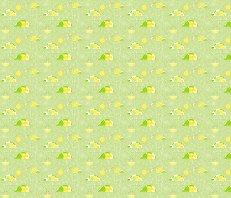 lemon_lime_1 fabric by stella12 on Spoonflower - custom fabric