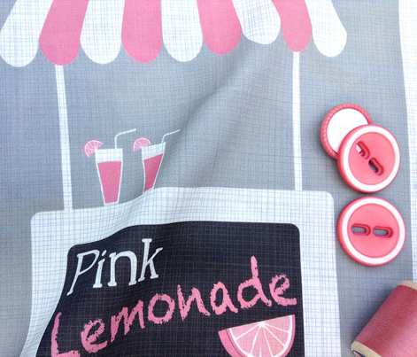 Julie's Pink Lemonade Stand