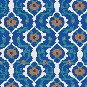 Arabesque Mosaic