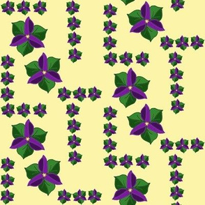 Trillium Quilt