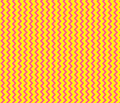 CITRUS_ZIGZAG fabric by mammajamma on Spoonflower - custom fabric