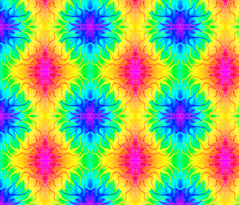 Color Daze fabric by trgatesart on Spoonflower - custom fabric