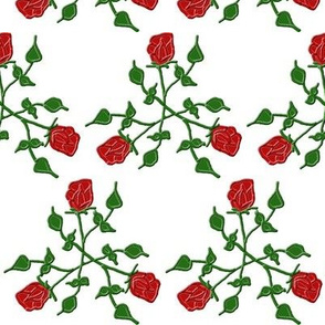 Red Rose Triad