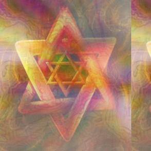 STARS OF DAVID by Isa