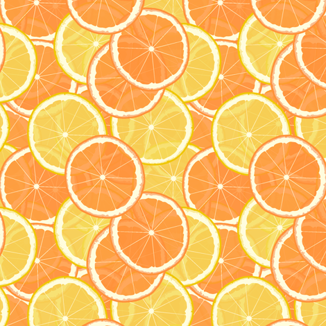 Citrus Table-Cloth