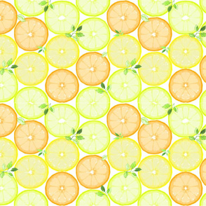 fresh citrus limonade