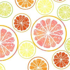low volume citrus party