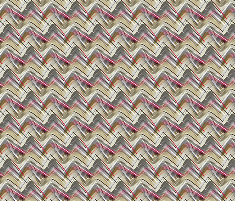 Crazy Wavy fabric by amy_g on Spoonflower - custom fabric