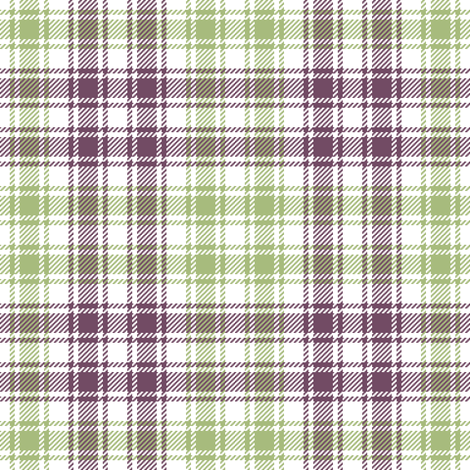 tartan - geometric contest fabric by sef on Spoonflower - custom fabric